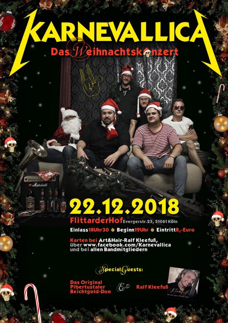 Karnevallica - feat Ralf Kleefuß